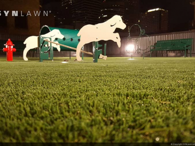 SYNLawn-artificial-grass-dog-city-dog-park-and-pet-area